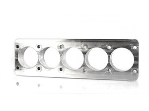 ES#2794608 - IETLVB2 - 2.5L 5 cylinder torque plate - Raw - Simulates a cylinder head for use when boring out the cylinder walls to accept aftermarket forged pistons. - Integrated Engineering - Volkswagen