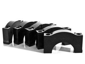 ES#2794254 - IEBEVA1 - 4140 Standard Billet Main Caps - Billet main caps for your high horsepower extreme build - Integrated Engineering - Volkswagen