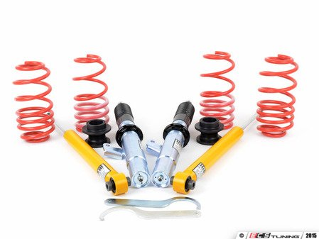 """ES#2807044 - 28851-2 - Street Performance Coilover Kit HR 28851-2 - Unrivaled comfort and performance. Average lowering of 1.5""""-2.3""""F 1.1""""-2.0""""R - H&R - Volkswagen"""