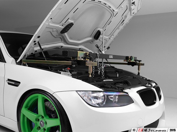 ES#2804773 - 009595SCH01A - Schwaben Deluxe Engine Support Bar - Built to Schwaben specifications for wider application and two direction stability. - Schwaben - Audi BMW Volkswagen Mercedes Benz MINI Porsche