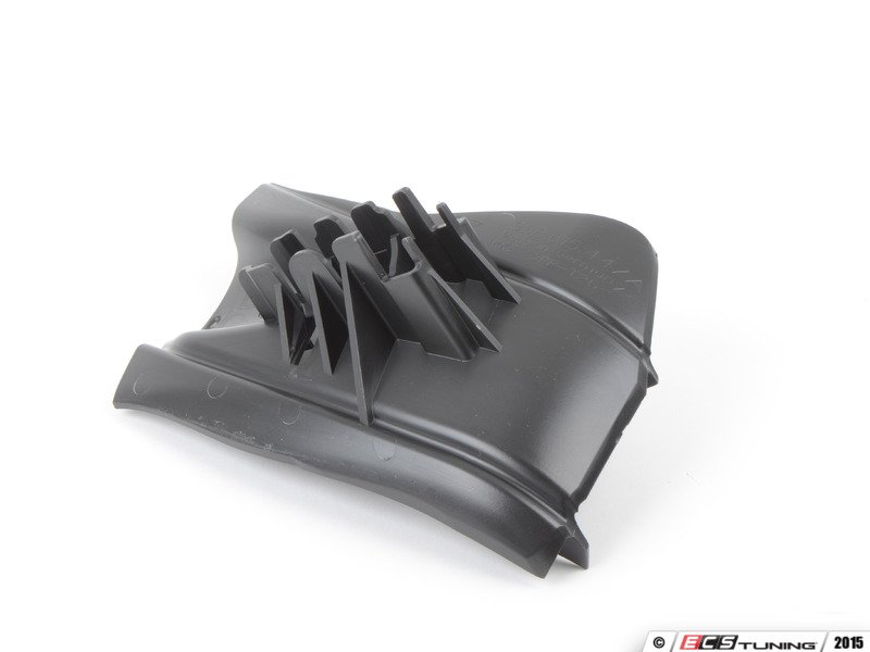 Es b a front brake duct located on
