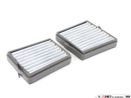 ES#2861641 - 2038301200 - Cabin Air Filter Set - Activated Charcoal - Genuine Mercedes Benz - Mercedes Benz