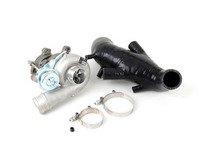 ES#2840956 - f23hybrid - F23 Hybrid Turbocharger - Complete bolt on Turbo upgrade includes the turbo inlet hose - FrankenTurbo - Audi Volkswagen