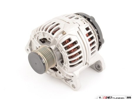 ES#2550482 - 99760301207BOSKT - Remanufactured Alternator - Includes an $80.00 refundable core charge - Bosch - Porsche