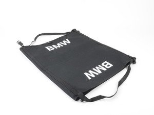 ES#2918502 - 82712289107 - Roof Rack Bag - Keep your interior clean and your roof rack free from handling damage when not on the roof. - Genuine BMW - BMW
