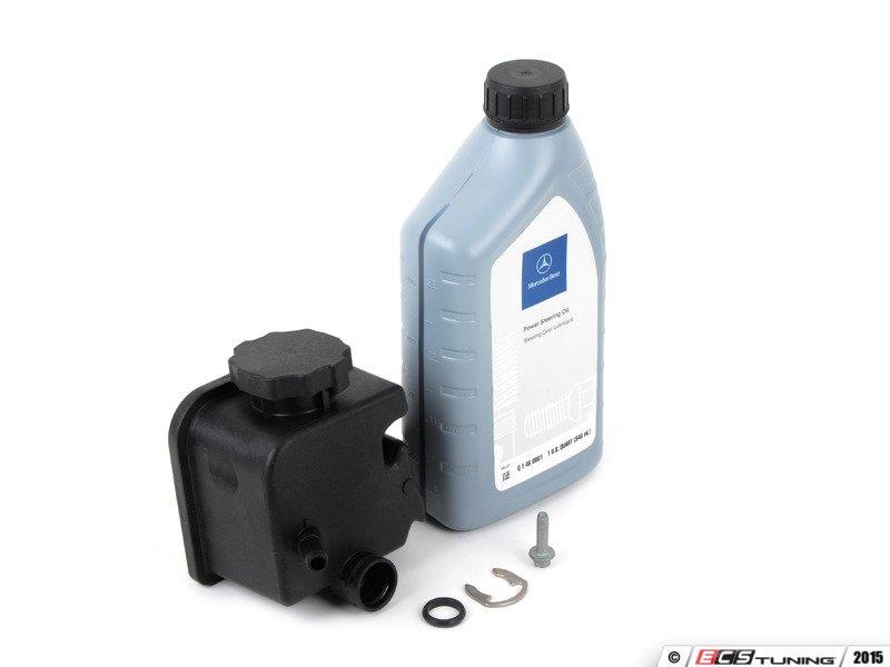 Ecs news mercedes benz w220 s class power steering seal kits for Mercedes benz power steering fluid