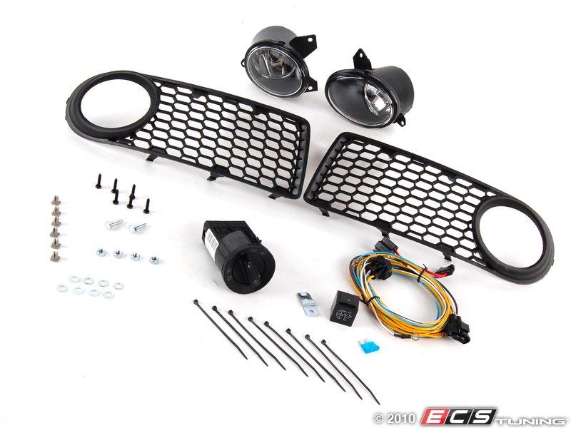 Assembled By ECS - 1C0998001 - Fog Light Conversion Kit