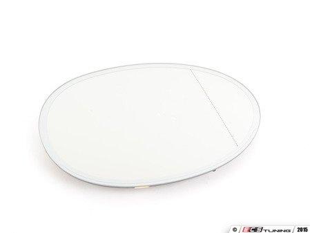 ES#2855365 - 51167366046 - Blind Spot Mirror Glass Electrochromatic - Right - Mirror - Aspherical & Auto dim & Auto dip - Genuine European Mini - MINI