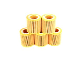 ES#252003 - 11427566327 - Oil Filter Kits, 5 Pack - Stock Up And SAVE! - OE quailty for your BMW buy in sets of 5 or 10 - Mann - BMW