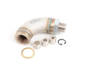 ES#2918744 - 11619 - J-Style Oxygen Sensor Bung/Spacer - Commonly used to eliminate check engine light when installing a test pipe - Vibrant Performance -