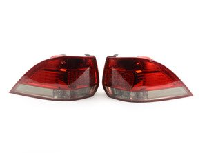 ES#2876940 - FKRLXLVW010043 - LED Tail Light Set - Dark Cherry - Finally available! LED tail light upgrade for the SportWagen - FK - Volkswagen