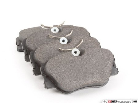 ES#2782632 - 000420992041 - Front Brake Pad Set - Does not include brake pad wear sensors - Genuine Mercedes Benz - Mercedes Benz