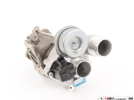 ES#2749289 - 11657647003 - Turbocharger  - OEM replacement turbo for your MINI - BorgWarner - MINI