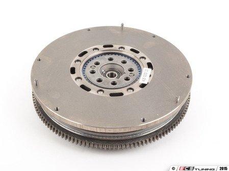 ES#2738501 - 99611401204 - Dual Mass Flywheel - Flywheel for manual transaxle equipped cars - LUK - Porsche
