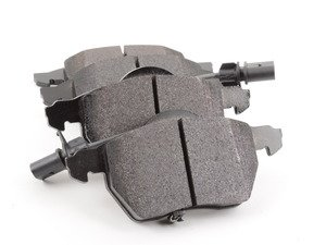 ES#1306014 - HB354Z.756A - Front Performance Ceramic brake pads - Quiet, clean and quick stopping Performance Ceramic is better than standard replacement ceramic brake pads. - Hawk - Audi Volkswagen
