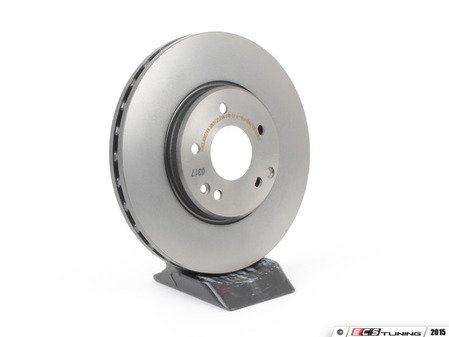 ES#2598516 - 2104212512 - Front Brake Rotor - Priced Each - Fits Left Or Right Side - Brembo -