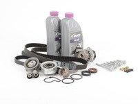 ES#5753 - 038198479V3 - Timing Belt Kit - Ultimate Plus - The most complete belt kit for your TDI. - Assembled By ECS - Volkswagen