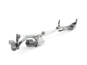 ES#169789 - 61617194029 - Windshield Wiper Assembly - Complete wiper transmission and motor assembly - Genuine BMW - BMW