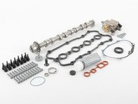 ES#2081105 - 06F198101B - Complete 2.0T Camshaft Replacement Kit - Stage 2 - Upgraded replacement kit including the high pressure fuel pump - Assembled By ECS - Audi Volkswagen