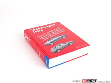 ES#1891974 - VJ10 - VW MKV Jetta (05-10) Service Manual - A comprehensive must-have for any do-it-yourselfer! Includes 1,352 pages of maintenance, service, and repair information - Bentley - Volkswagen