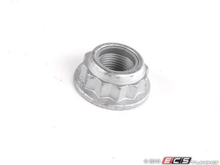 ES#1895198 - N90587602 - Drive Axle Shoulder Nut - Priced Each - Secures the axle assembly to the hub, (20x1.5) - Febi - Audi Volkswagen