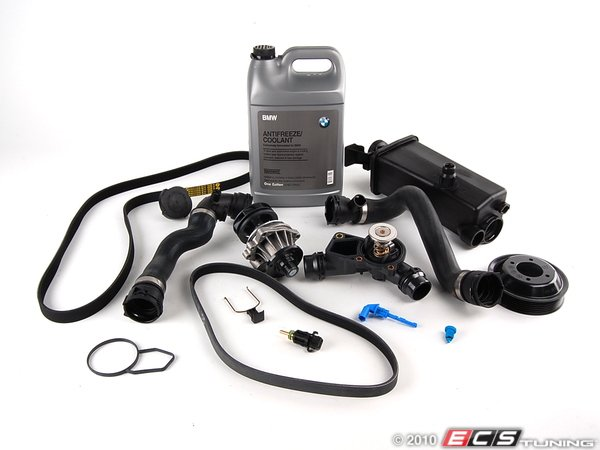 Genuine Bmw Ecse461711 2 Ecs Cooling System Refresh Kit Level 2