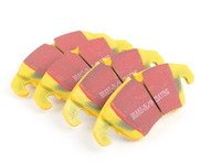 ES#2070873 - DP41986R - Front YellowStuff Performance Brake Pad Set - Race quailty pad that can be used at the track, and get you back home - EBC - Audi