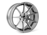 "ES#2825731 - 509-1KT1 - 19"" Style 509 Wheels - Set Of Four - 19""x9.5"" ET40 5x112 - Gunmetal - Alzor - Audi Volkswagen"