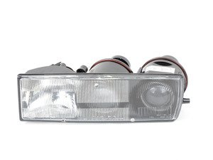 ES#172413 - 63121383917 - Headlight Assembly - Left - US spec headlight assembly, driver's side - Genuine BMW - BMW