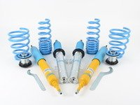 ES#2877835 - 47-120471 - B14 PSS Coilover System - Height adjustable suspension system with performance valving and application specific, progressive rate coil springs. World-famous Bilstein quality with a limited lifetime warranty! - Bilstein - BMW