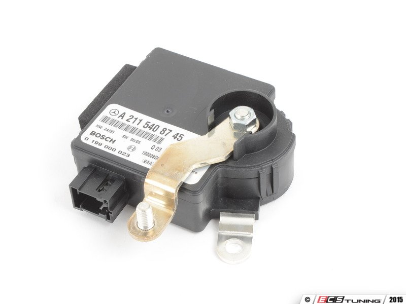 Genuine mercedes benz 2115408745 battery control module for Genuine mercedes benz battery