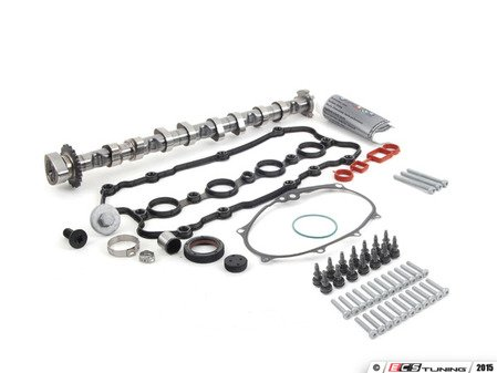ES#2081104 - 06F198101B - Complete 2.0T Camshaft Replacement Kit - Stage 1 - Complete kit with all parts needed to replace a defective camshaft - Assembled By ECS - Audi Volkswagen