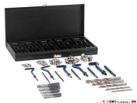 ES#1306824 - TR-512-131P - Metric Thread Repair Kit - (NO LONGER AVAILABLE) - Repair stripped or damaged threads easily - Schwaben -