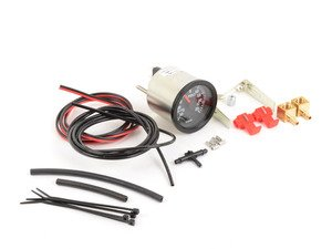 ES#4673 - VD0BGKT - VDO 52mm Boost Gauge - 30 InHg/25 PSI - Includes NewSouth installation kit - VDO - Audi Volkswagen