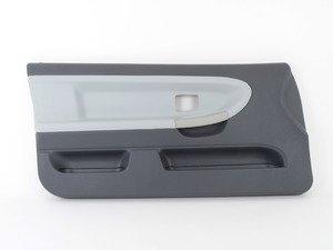 ES#101392 - 51418178035 - Grey Door Panel - Left - Replacement door trim panel - Genuine BMW - BMW