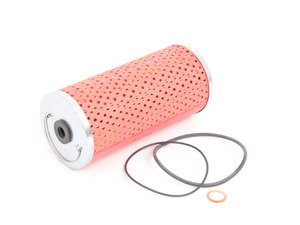 ES#2603050 - 1191800009 - Oil Filter Kit - Priced Each - Includes all needed o-rings for installation - Bosch - Mercedes Benz