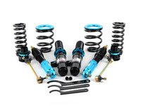 ES#2863190 - MRCDKBF30EZ - EZ Street Series Coilovers - Ride height adjustable coilover system with 15-way damping adjustments and conservative spring rates perfect for slamming your car on a budget. - Megan Racing - BMW