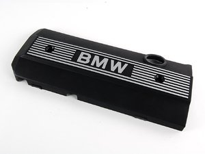 ES#18527 - 11127526445 - Engine Beauty Cover - Located on the top of the engine, has BMW embossed into it - Genuine BMW - BMW
