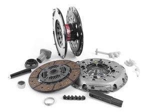ES#2807485 - 003485ECS01AKT3 -  performance Lightweight Flywheel Kit - Stage 2 Daily - ECS Lightweight Flywheel with a Southbend Stage 2 clutch kit rated at 375ft/lbs - ECS - Audi