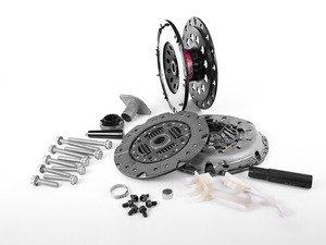 ES#2807488 - 003485ECS01AKT6 -  performance Lightweight Flywheel Kit - Stage 2 Endurance - ECS Lightweight Flywheel with a Southbend Stage 2 clutch kit rated at 440ft/lbs - ECS - Audi