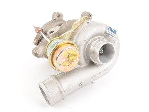 ES#2831182 - 06A145704QX - Borg Warner Turbocharger - Stock/OE replacement turbocharger, hardware not included - BorgWarner - Audi