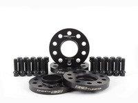"ES#2951811 - 011326ECS01KT1 - Wheel Spacer Flush Fit Kit - Black Bolts - Includes spacers & Black bolts to obtain a flush look on your OE 18"" wheels - ECS - Audi"