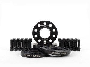 "ES#2951800 - 006169ECS01KT1 - RS7 Wheel Spacer Flush Fit Kit - Black Bolts - Includes spacers & Black bolts to obtain a flush look on your OE 21"" 5-spoke wheels - ECS - Audi"