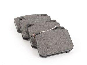 ES#2678222 - 0054204520 - Front Brake Pad Set - Does not include new brake pad wear sensors - OP Parts - Mercedes Benz