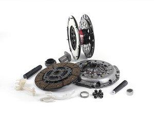 ES#2807487 - 003485ECS01AKT5 -  Performance Lightweight Flywheel Kit - Stage 2 Endurance - ECS Lightweight Flywheel with a Southbend Stage 2 clutch kit rated at 440ft/lbs - ECS - Audi