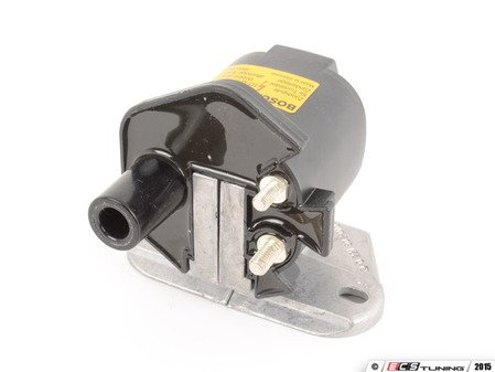 ES#2526507 - 12131742926 - Ignition Coil - Priced Each - Generates power that allows the spark plugs to generate spark - Bosch - BMW