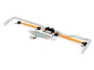 ES#2952003 - BWF19XZzKT - Front Sway Bar Upgrade Kit - 24mm - Adjustable easy to mount sway bar comes with all necessary hardware, as well as poly bushings to give you a responsive front end. Also features adjustable endlinks. - Whiteline - Volkswagen