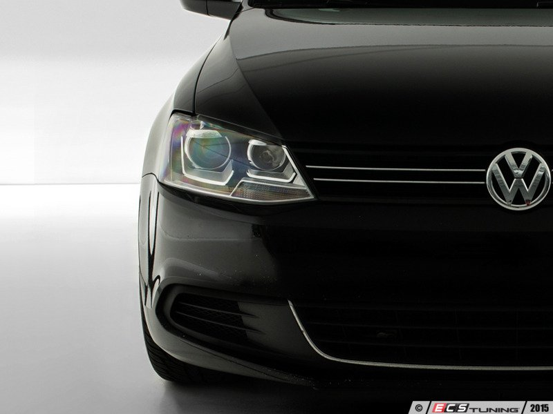 Are On Your Headlights : Ecs news projector headlights for your vw mk jetta
