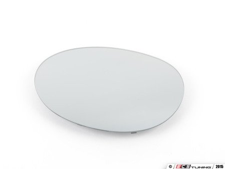 ES#2734410 - 51167366043 - Mirror Glass Heated - Driver Side - Replace your broken or non working heated mirror glass - Genuine MINI - MINI