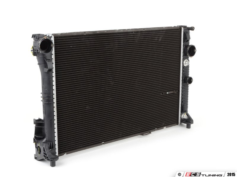 Genuine mercedes benz 2045003003 radiator for Mercedes benz coolant